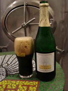 Back in black